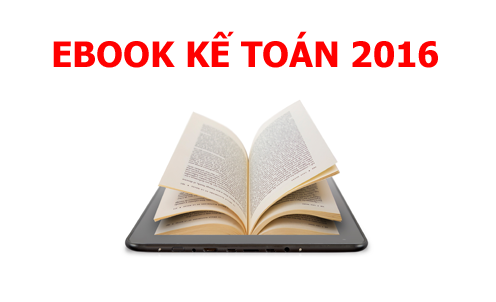 Ebook ke toan 2016